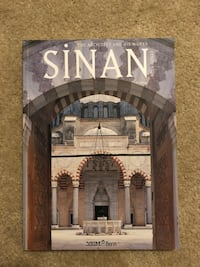 Book about Sinan the architect Leesburg, 20176