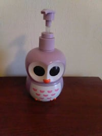 Brand new owl hand soap .. Scented .. Norfolk, 23503