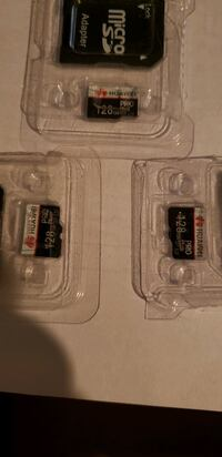 MORE Sd cards for sale Burlington, L7N 2G2