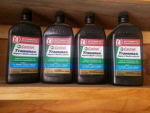 Import Automatic transmission fluid