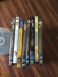 Miscellaneous dvds Syracuse, 13211