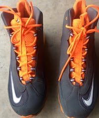 Nike Air Max 7Y JR Dark Grey White Orange  [TL_HIDDEN]  Ken Griffey Swingman $75 OBO Orange Park, 32073