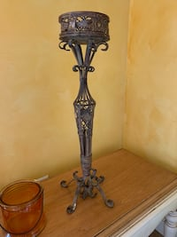 Large Standing Candle Holder - Metal O Fallon, 63366