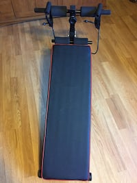 black and gray exercise equipment Pinnacle, 27043