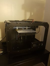 3D printer, folger cloner. Already built.