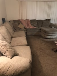 Sectional couch Sacramento, 95826
