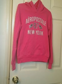 red and white Aeropostale pullover hoodie Laredo, 78043