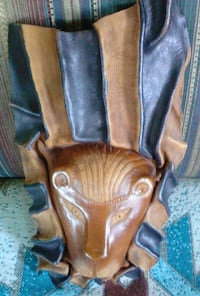 African Leather Mask Richmond, 23223