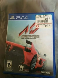 Sony PS4 Need for Speed Rivals game case Green Bay, 54304