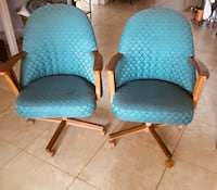 Pair chairs Fort Lauderdale, 33308