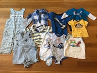 Baby Clothes 12 m