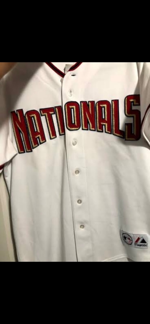 Used Bryce Harper Jersey for sale in Maugansville - letgo bcf97902f