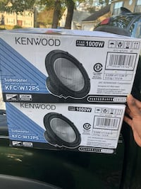 Subwoofers speakers