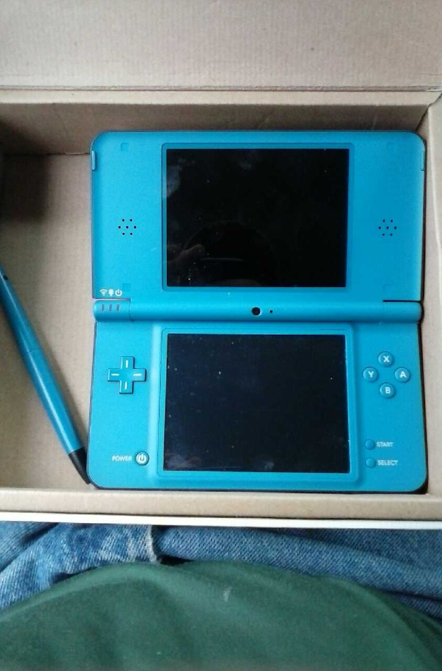 Remarkable, rather nintendo ds with webcam
