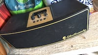 black and green camouflage guitar amplifier Vancouver, 98682