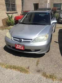 Honda - Civic - 2004 Mississauga, L5S