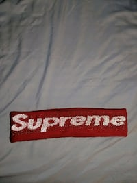 100% Authentic Reflective Supreme Headband (new) Andover, 55304
