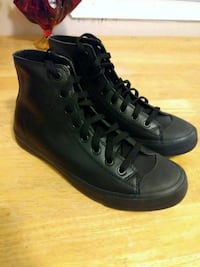 Shoes for crews leather high top sneakers Takoma Park