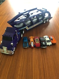 HOT WHEELS TOY CARS AND TRUCK SUPER BUNDLE! Toronto, M1S