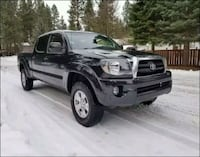 2007 Toyota Tacoma 4x4 Doublecab V6 5AT Long Bed