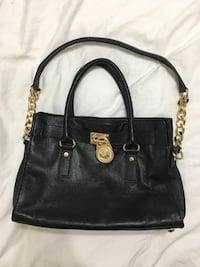 MK Black Purse Toronto, M5V