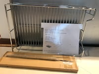 stainless steel Oster toaster oven
