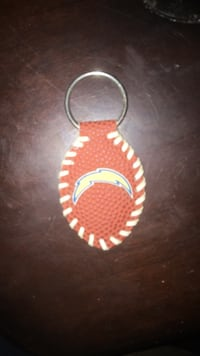 Chargers football key ring Great Mills, 20634