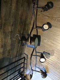 Bronze/Brown Rustic ceiling light fixture with LEDs Kitchener, N2B