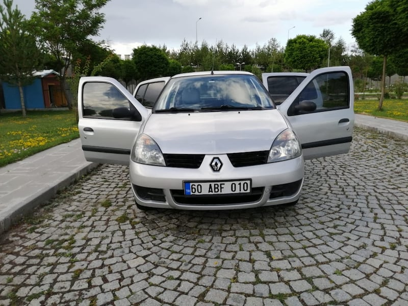 2007 Renault Clio Symbol 1.4 AUTHENTIQUE 0