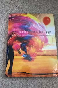 Sociology 1F90 Textbook Stoney Creek, L8E 0H9
