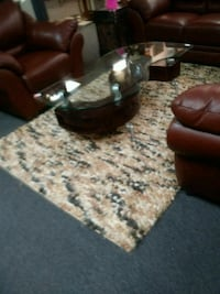 Vwry thick cobblestone looking area rug Houston, 77077