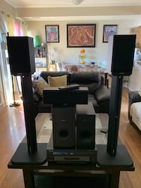 Pioneer Home Theater Set