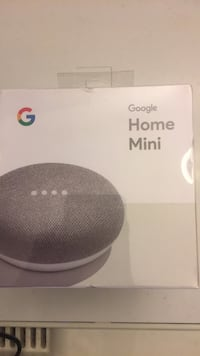 Google Mini White New in sealed box still available Las Vegas, 89115