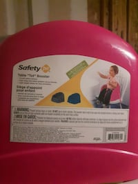 Saftey 1st Table Tot Booster Seat High Chair London, N6G 0C7