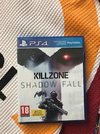 Killzone Shadow Fall PS4 Keçiören, 06280