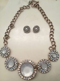 Necklace and Earrings set Concord, 03301