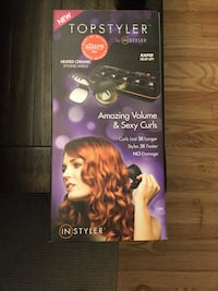 For Hairstylists! Topstyler Instyler Curling Set- brand new, never used. Springfield, 22151