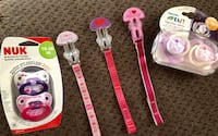Pacifiers & holders Suffolk, 23434