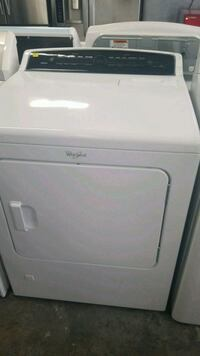white front-load clothes washer Lynwood, 90262