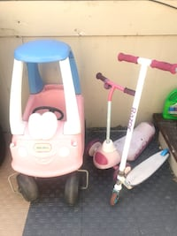 Free kids scooter  Redwood City, 94063