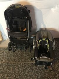 FREE Baby trend car seat and stroller