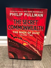 The book of dust by Philip Pullman  Edmonton, T5T 6V3
