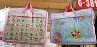 Quilt with fitted sheet plus pillow case  Toronto, M4A 2M1