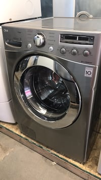 DELIVERY & WARRANTY - LG True Balance Direct Drive Steam Washer 4.1 cu.ft. Toronto, M6H