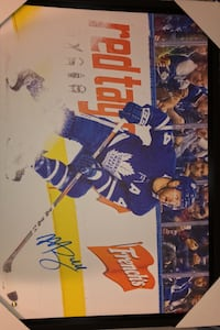 Autographed Morgan Reilly picture  Toronto, M5A 4G6