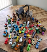 Lot of Boys Cars, Dinosaurs and Horses Bundle Hyattsville, 20785