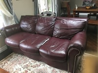 Leather Couch North Chevy Chase, 20815