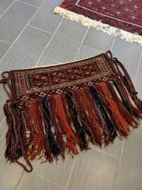 "30""x36"" wool, hand knotted Turkish rug bags Mount Rainier, 20712"