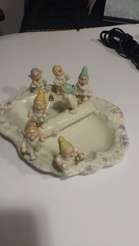 (WALT DISNEY.)!!!Heigh -Ho candy dish Alamogordo, 88310
