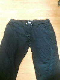Active zone Black sweat/work out pants size 3x Calgary, T3J
